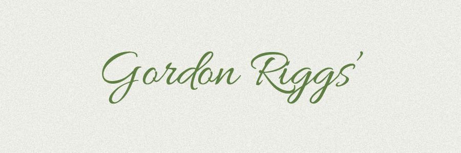 The Gordon Rigg Social Hub